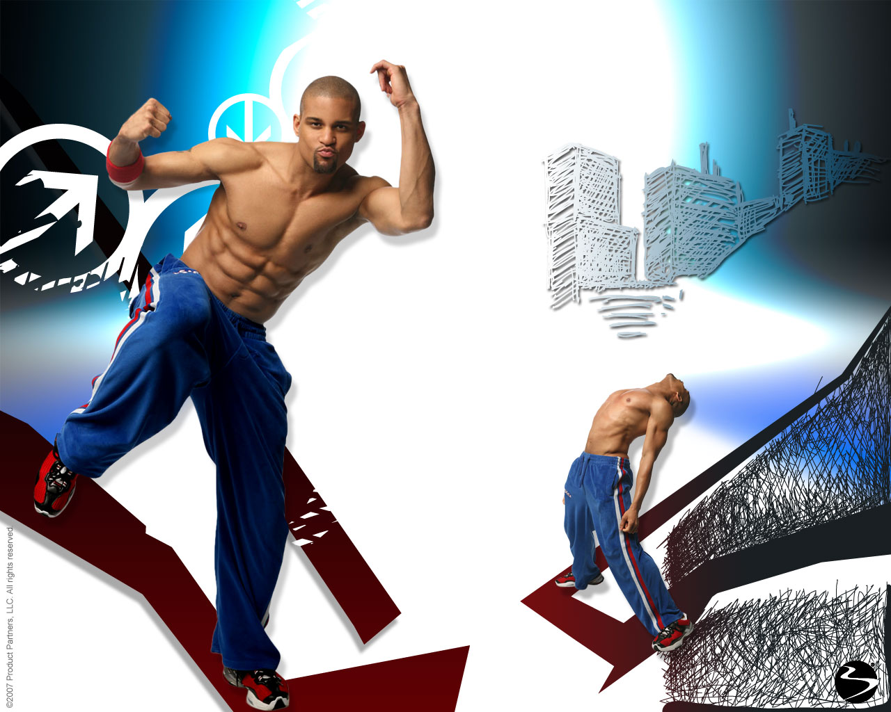 Screens Zimmer 7 angezeig: hip hop abs shaun t free download