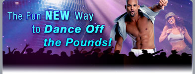 The Fun NEW Way to Dance Off the Pounds!