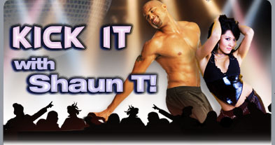 Kick It with Shaun T!