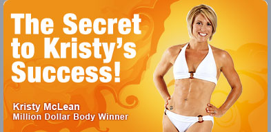 The Secret to Kristy's Success!