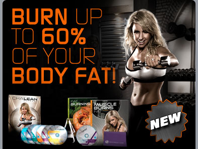 BURN UP TO 60% OF YOUR BODY FAT!