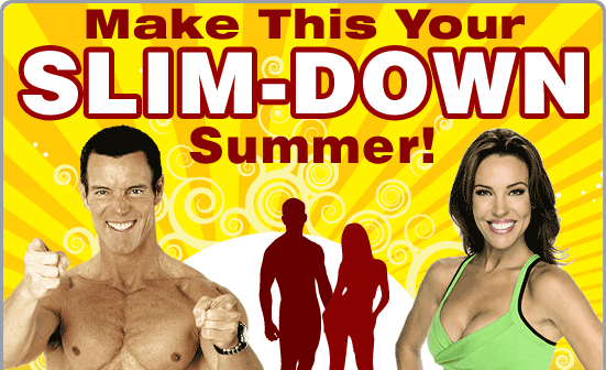Make This Your Slim-Down Summer!