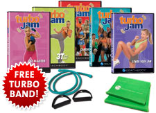 Turbo Jam&reg; Fat Burning Elite