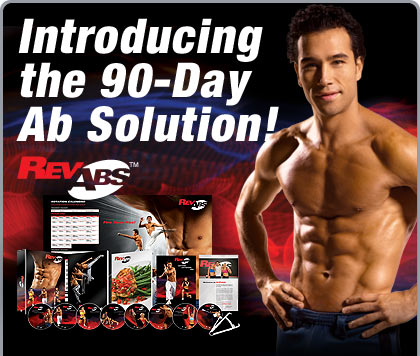 RevAbs™ - Introducing the 90-Day Ab Solution!