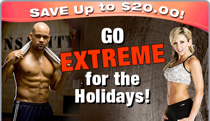 Go EXTREME for the Holidays!