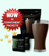 Shakeology&reg;&mdash;NOW in Convenient Packets