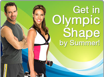 Get in Olympic Shape By Summer!