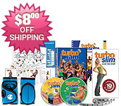 Turbo Jam® Maximum Results—$8.00 Off Shipping