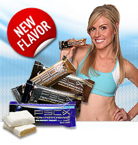 P90X® Peak Performance Protein Bars—NEW Flavor!