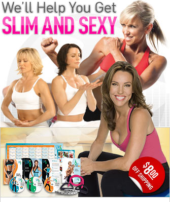 We'll Help You Get SLIM AND SEXY—Slim in 6®—$8.00 OFF SHIPPING