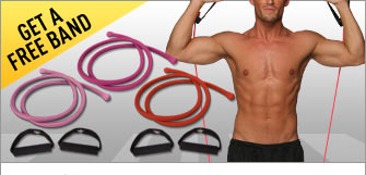 B-LINES&reg; Resistance Bands&mdash;GET A FREE BAND