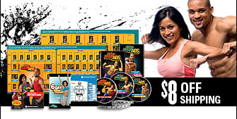 Hip Hop Abs&reg;&mdash;$8.00 OFF SHIPPING