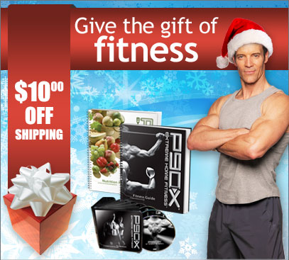 Give the gift of fitness&mdash;$10.00 OFF SHIPPING