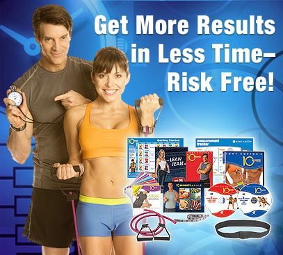 Get More Results in Less Time—Risk Free!
