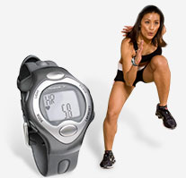 Reebok® Strapless Heart Rate Monitor