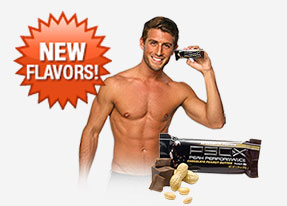 P90X® Peak Performance Protein Bars—NEW Flavors!
