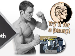 One on One with Tony Horton—Try it for a penny!