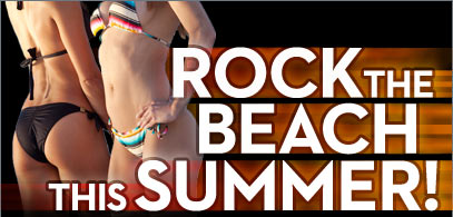 Rock the Beach this Summer