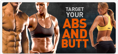 Target Your Abs and Butt