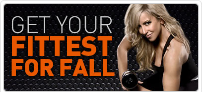 Get Your Fittest For Fall