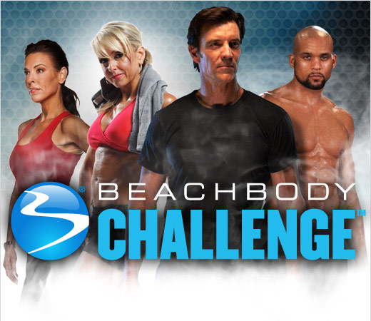 Get in the best shape of your life and take the Beachbody Challenge