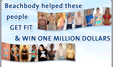 Beachbody helped these people GET FIT and WIN ONE MILLION DOLLARS