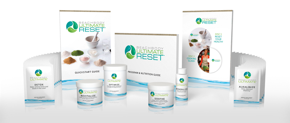 Beachbody Ultimate Reset Program