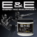 Energy and Endurance natural energy workout shake