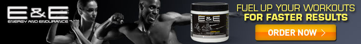Energy and Endurance Preworkout Formula