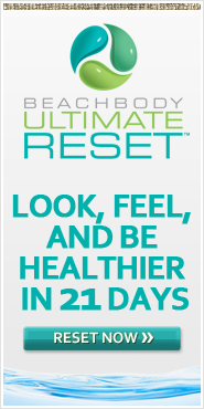 Beachbody Ultimate Reset Banner