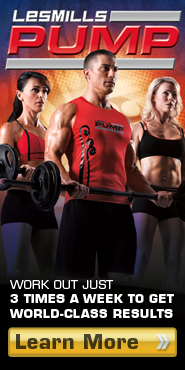 Les Mills Pump Beachbody Challenge Pack
