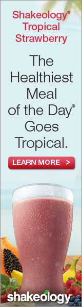 Tropical Shakeology Banner