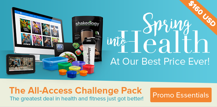 Spring Into Health At Our Best Price Ever!