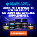 YOU'RE NOT TRAINING FOR AVERAGE RESULTS SO DON'T USE AVERAGE SUPPLEMENTSYOU'RE NOT TRAINING FOR AVERAGE RESULTS SO DON'T USE AVERAGE SUPPLEMENTS