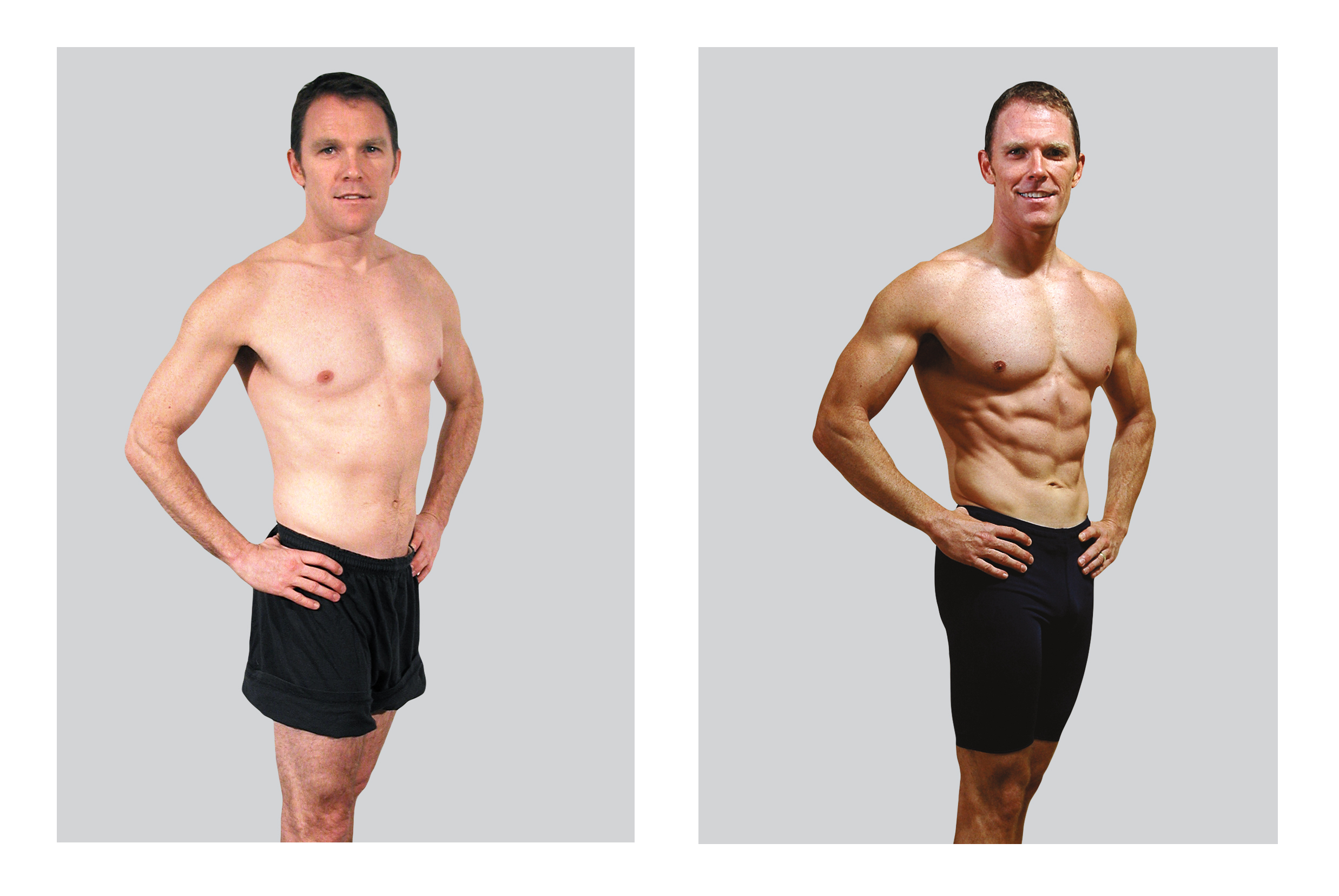 Crazy P90X Before And After Pics – Trill Effect