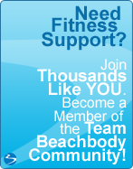 Join the Team Beachbody Community for free!