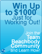 Join the Beachbody community and save!