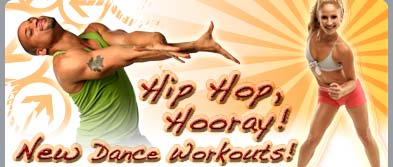 Hip Hop, Hooray! New Dance Workouts!
