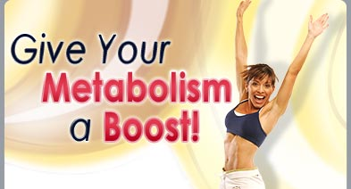 Give Your Metabolism a Boost!