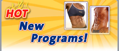Hot New Programs!