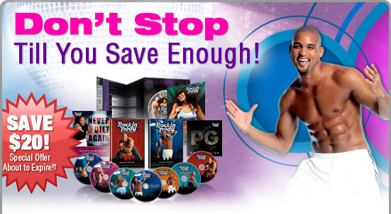 Don't Stop Till You Save Enough!