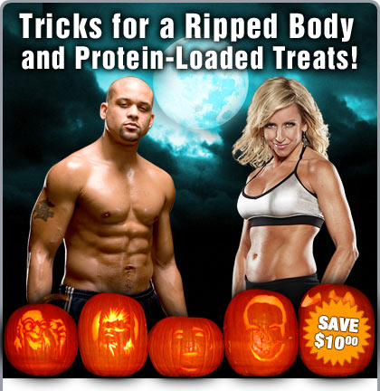 Tricks for a Ripped Body and Protein-Loaded Treats!