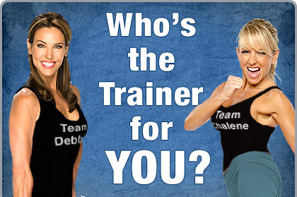 Who's the Trainer for You?