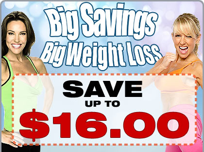 Big Savings. Big Weight Loss. Save Up to $16.00.