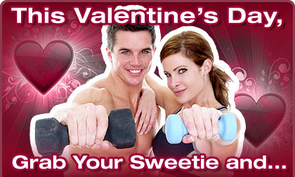 This Valentine's Day, Grab Your Sweetie and . . .