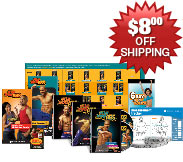 Hip Hop Abs®—$8.00 Off Shipping