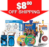 Turbo Jam®—$8.00 Off Shipping