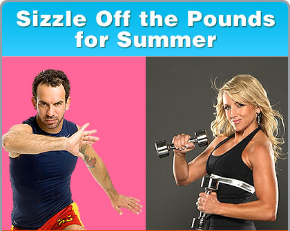 Sizzle Off the Pounds for Summer