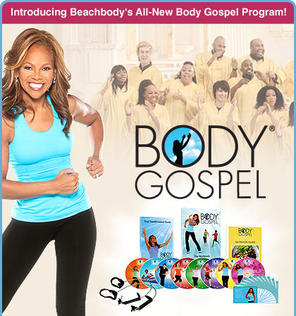 Introducing Beachbody's All-New Body Gospel Program!