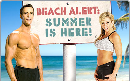 BEACH ALERT: SUMMER IS HERE!